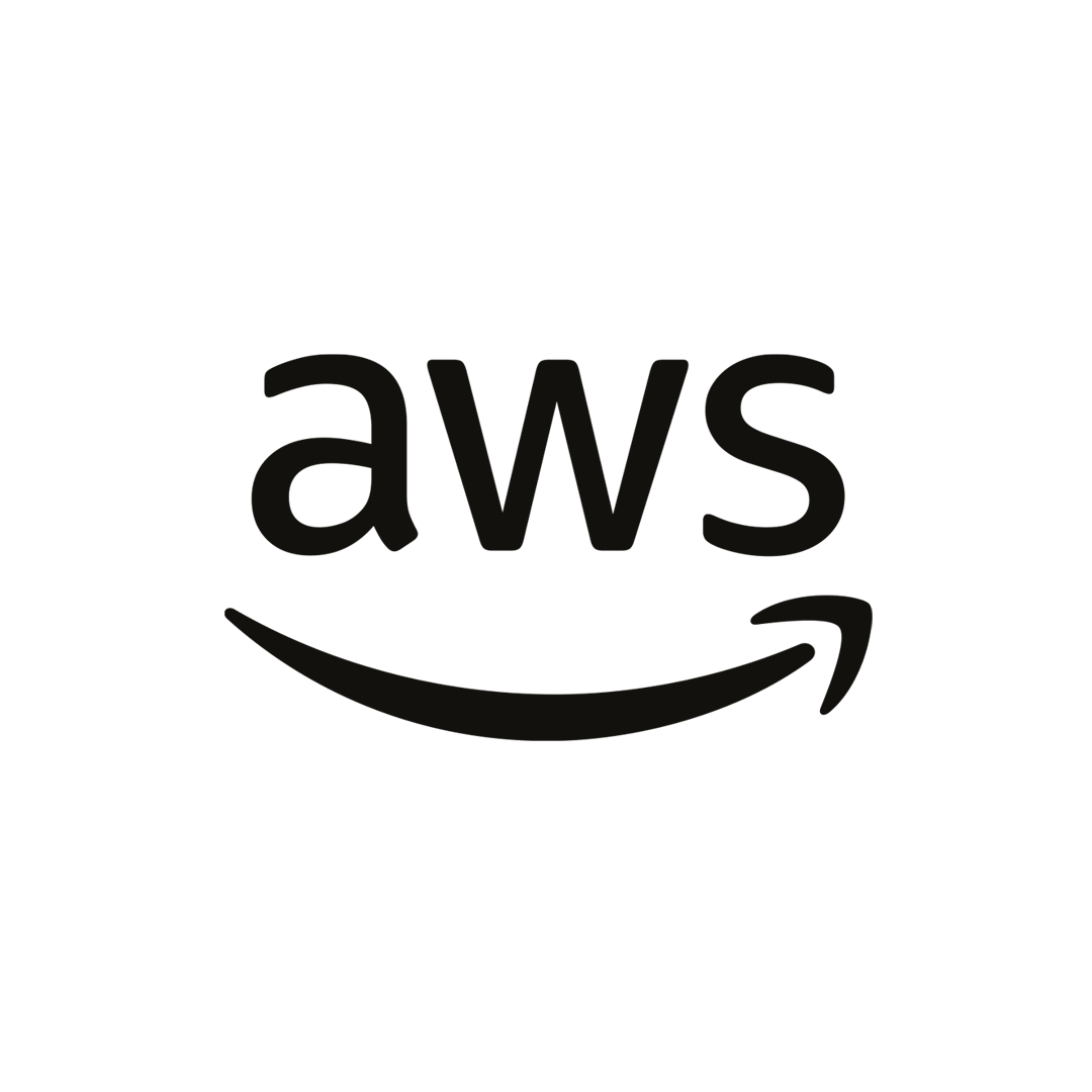 Retail' Big Reset Client Logo AWS